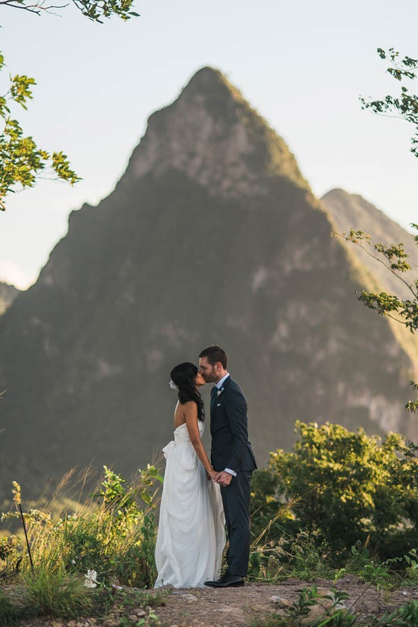 DIY St-Lucia Wedding Soufriere Nordica Photography