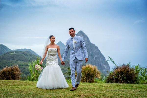 The 10 Best St Lucia Wedding Resorts To Get Married