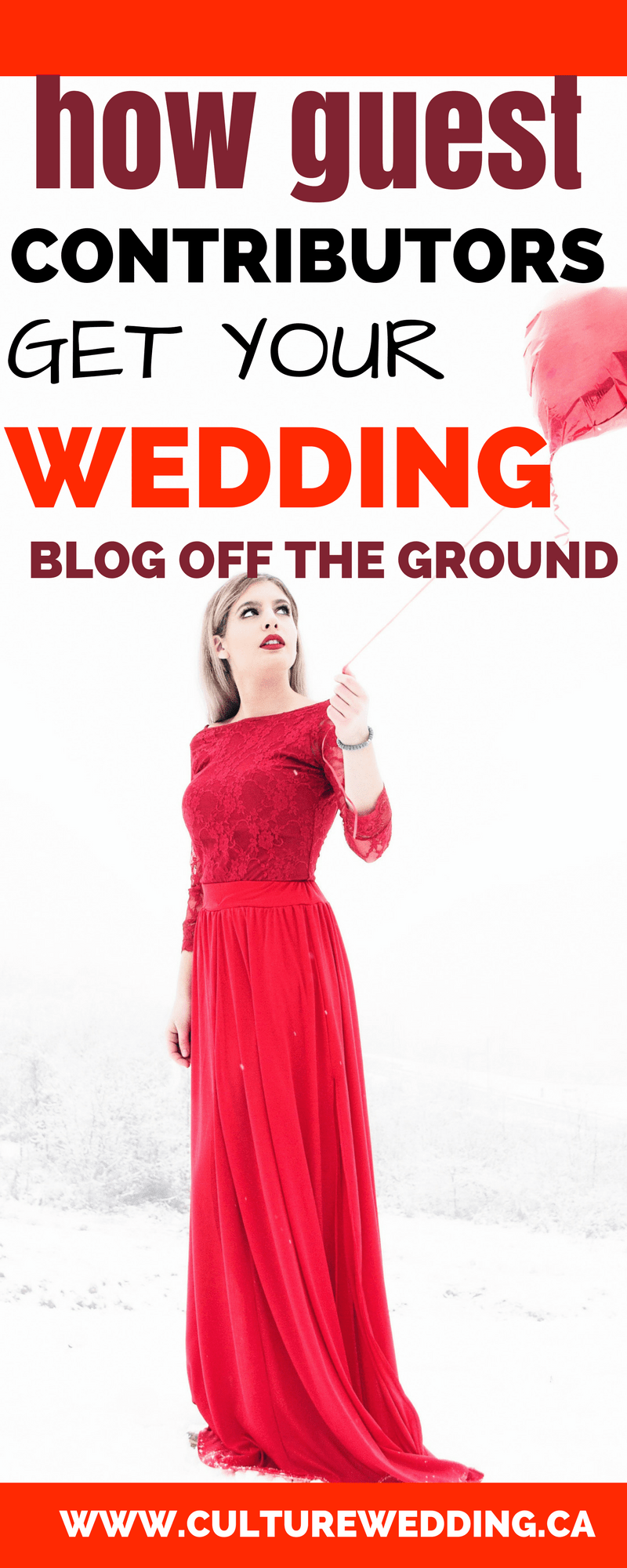 How guest contributors get your wedding blog off the ground