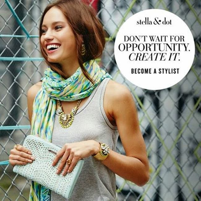 Why you should become a Stella & Dot stylist to earn money