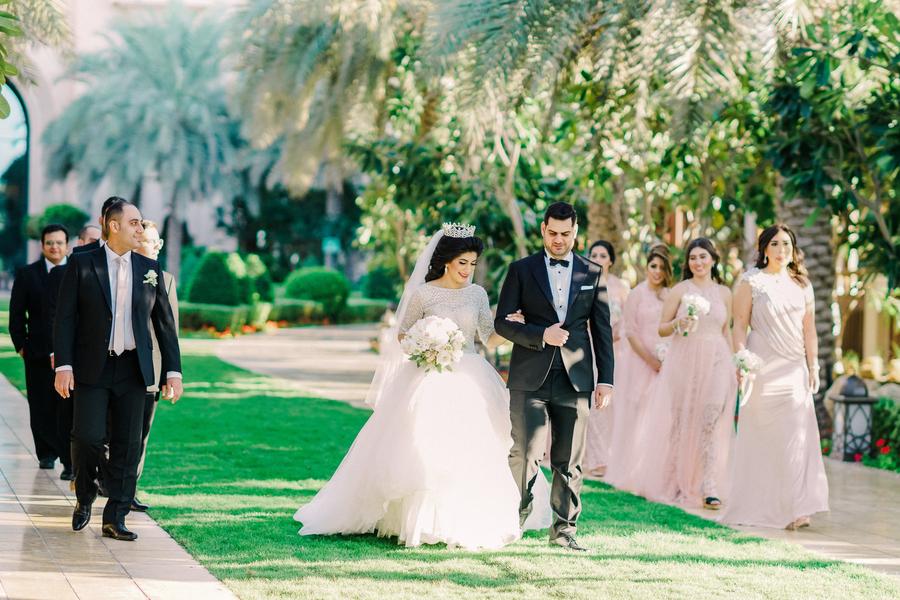 Luxury Persian Wedding at the Four Seasons Resort Dubai