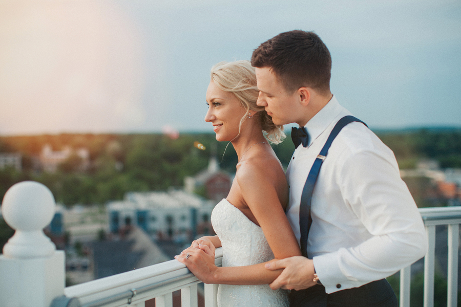 Elegant Wedding at the Delafield Hotel + Rustic Editorials