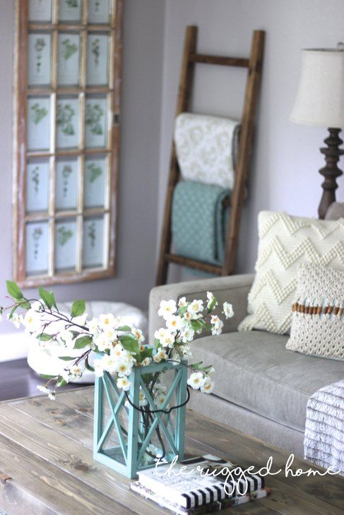 25 Farmhouse Chic Decor Ideas You Can Use To Inspire Your