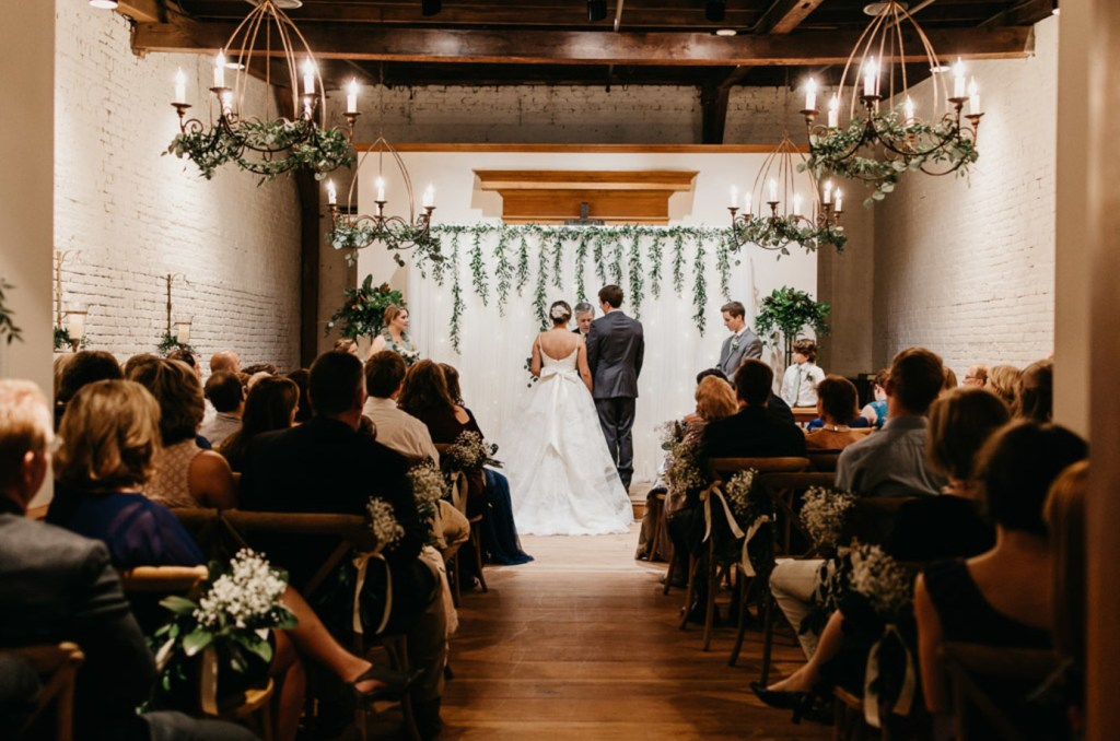 Hunter & Forbes Industrial Chic Wedding  in Downtown Columbus
