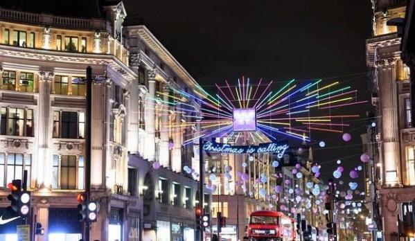 christmas lights london # 24