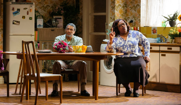 Image result for nine night national theatre