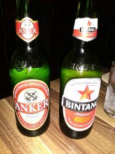 local indonesian beer