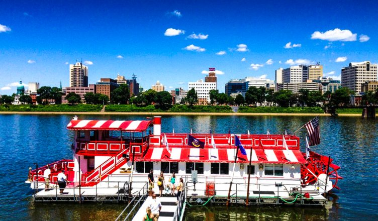 Pride of the Susquehanna Riverboat Harrisburg