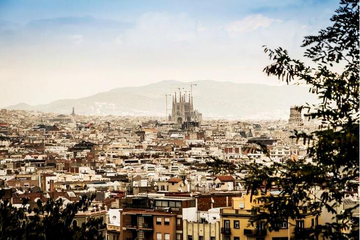 Photo: Panorama of Barcelona by Michal Jarmoluk
