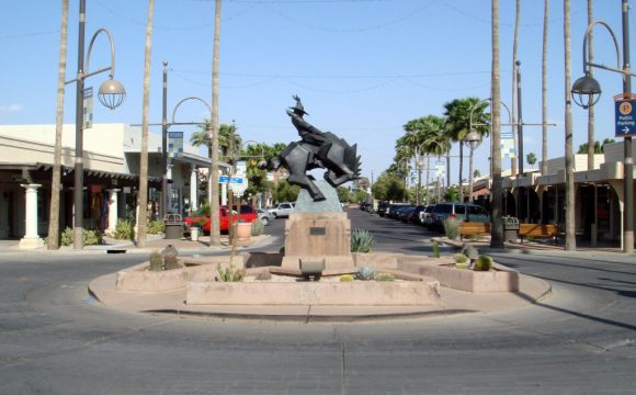 Scottsdale, Arizona (Photo by: en.wikipedia.org)