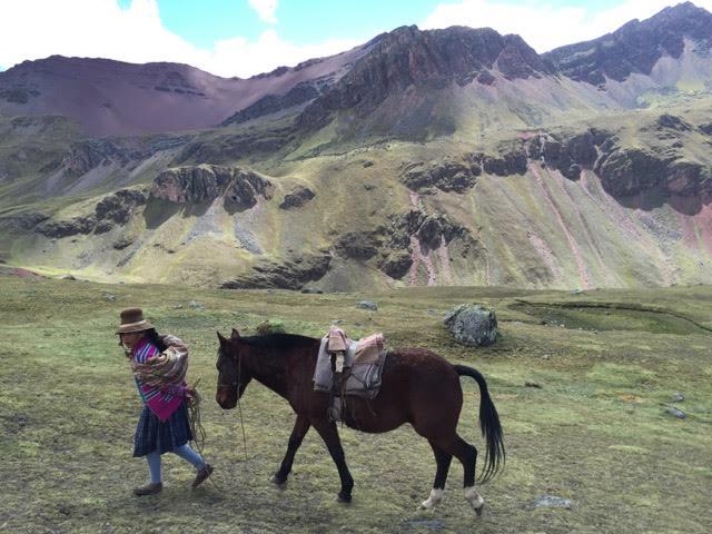 Peru getting local