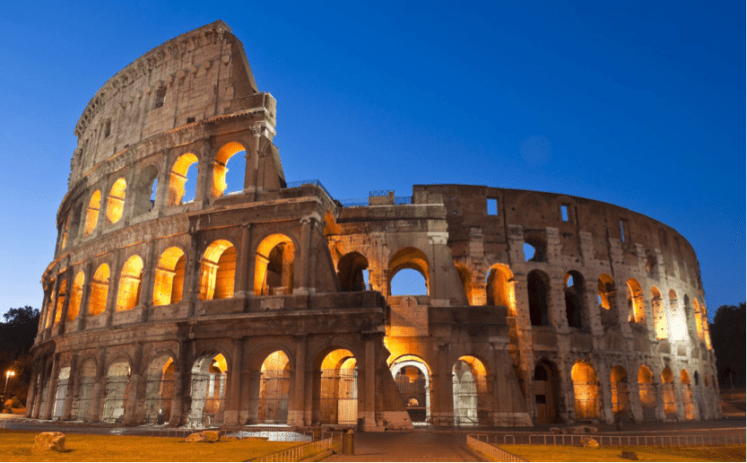 colosseum italian culture