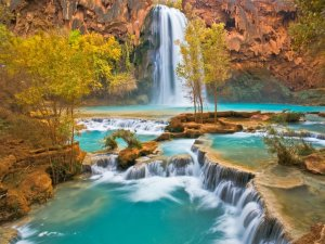 Havasu Falls (Photo credits: http://www.placestoseeinyourlifetime.com)