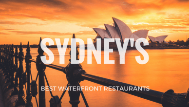 Sydney waterfront restaurants