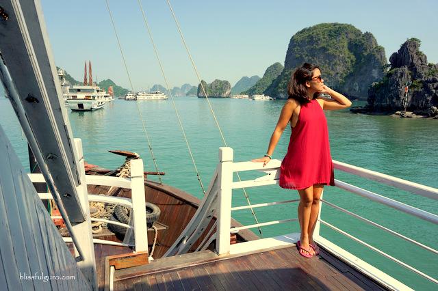 Halong Bay Overnight Cruise (23)