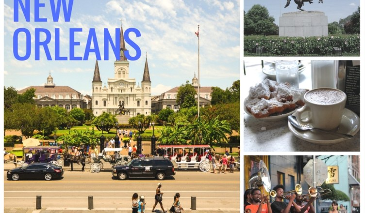 New Orleans trip for CultureTrav