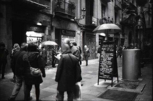 Barcelona Photo by Paul Calderon