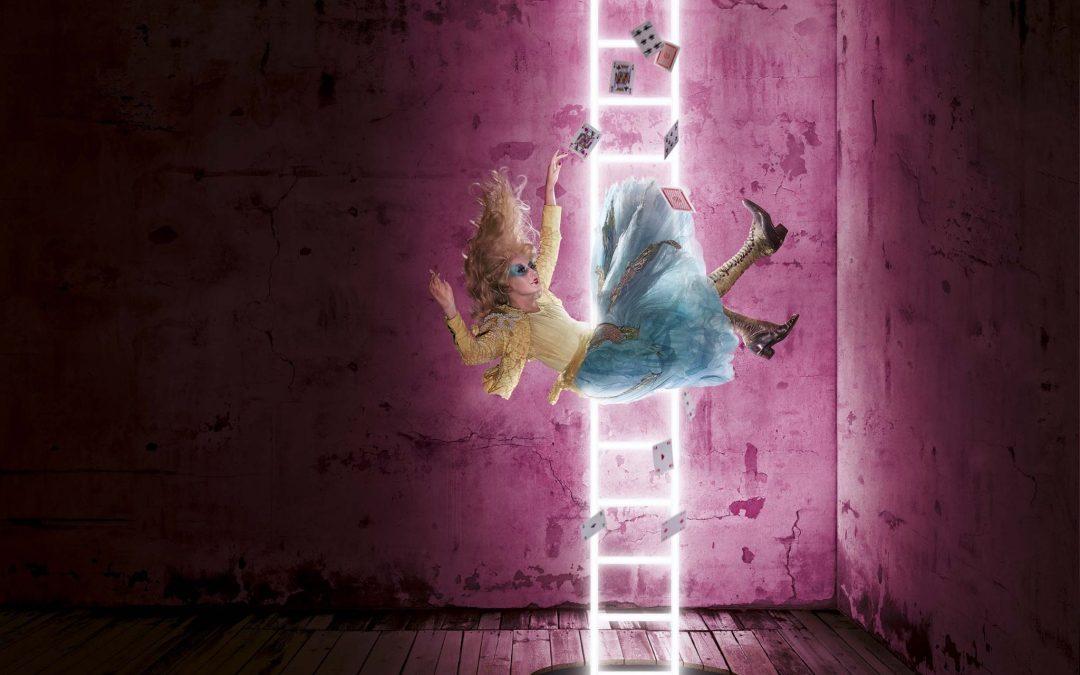 'Alice's Adventures Underground' in The Vaults: Immersive Nonsense