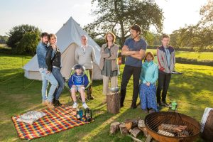 """""""Where's My Zimmer Frame?"""": Middle Age and Midlife Crises in 'Camping'"""