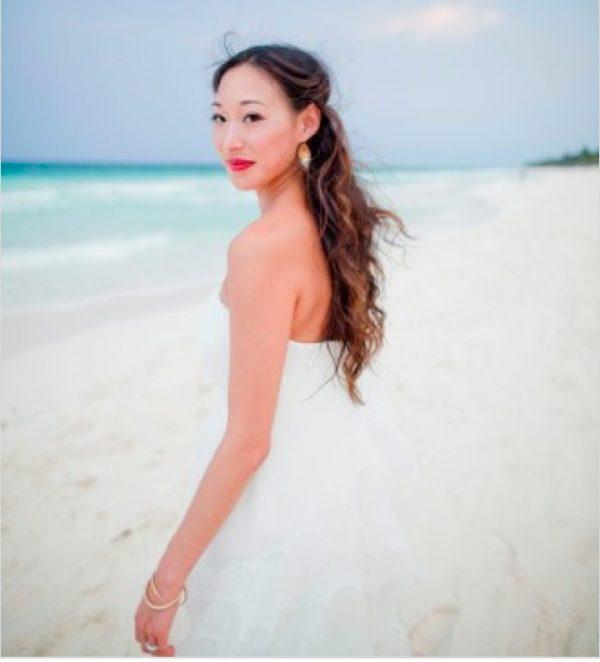 A Beach Destination Wedding in Mexico