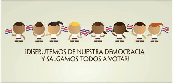 Vote Costa Rica!