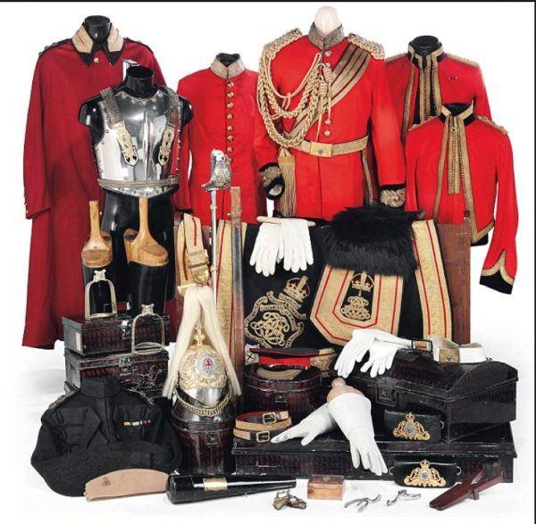 Military Uniform, Civilian Fashion