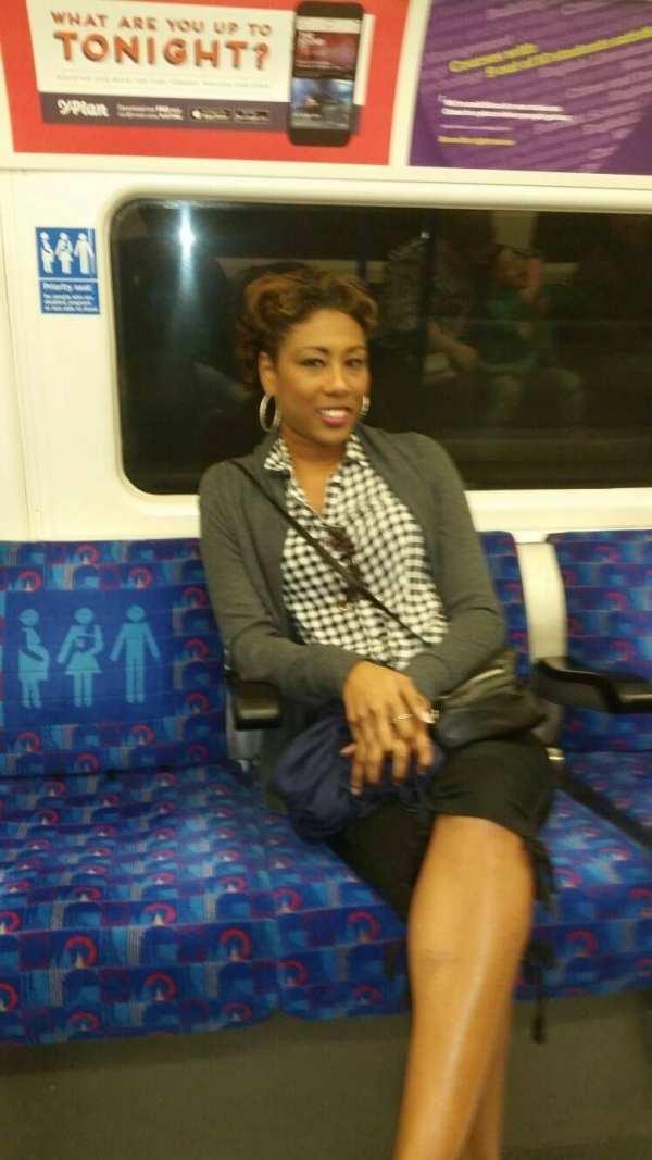 Trini Girl In London