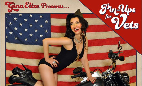 Military B.R.A.T. honors service with Pinups for Vets