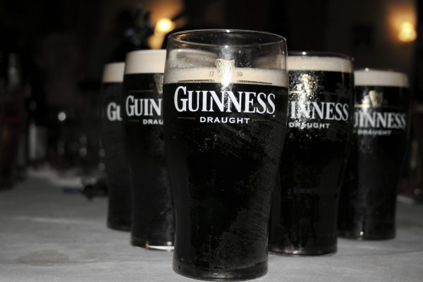 Perfectly Poured Guinness