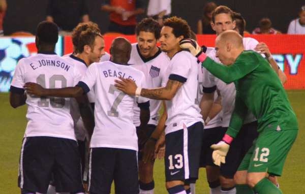 United States Men's Soccer will win one of the next four world cups