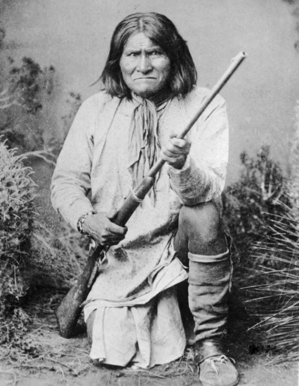 Geronimo: A Native American Legend