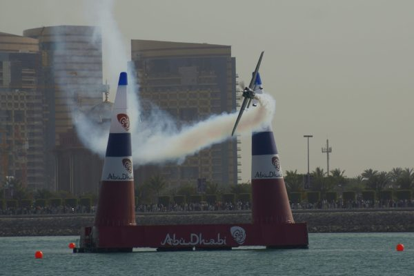 2015 Redbull Air Race features pilots from around the world