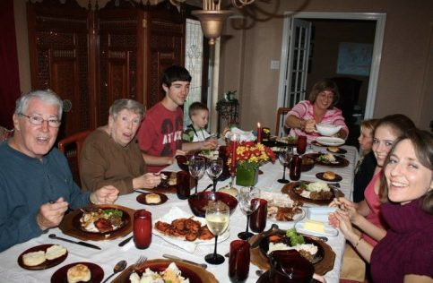Thanksgiving 2010 Katy TX