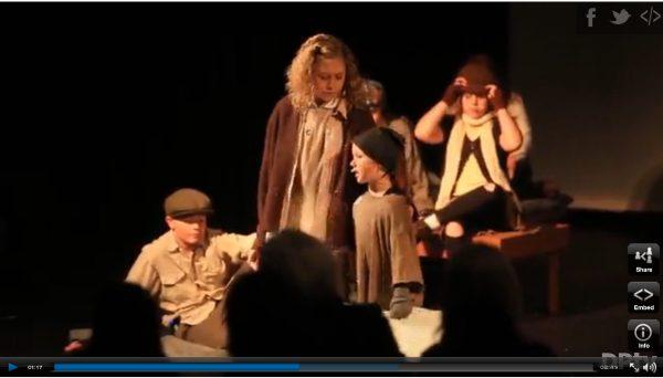 "CultursTV:  Random Acts of Theatre produces ""Annie Jr."""