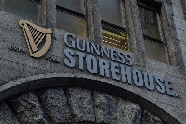 Musings Abroad: Ireland's Guinness Storehouse