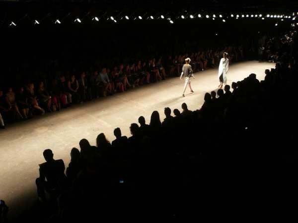 VISUAL: New York Fashion Week vs. Paris Fashion Week