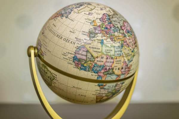 Globe, pixabay