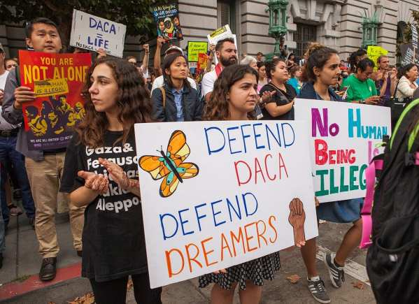 The Impact of Repealing Deferred Action for Childhood Arrivals (DACA)  in the United States