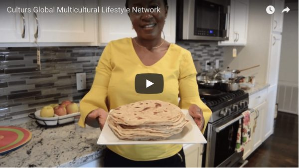 VIDEO: CULTURScelebrates! the community kitchen, Theme – Kenya