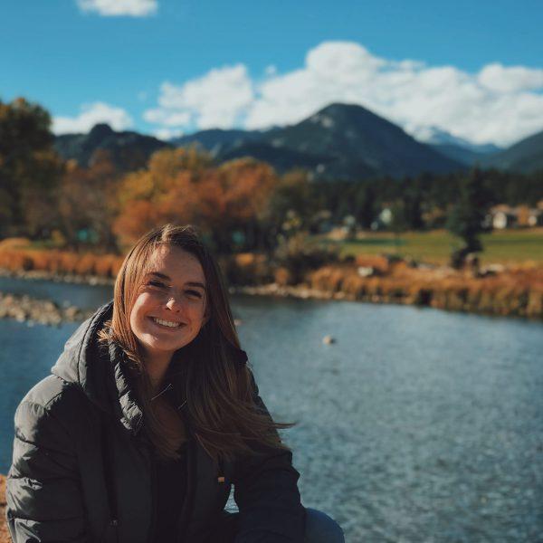 Amy Noble, TCK, mountains, fall, Colorado