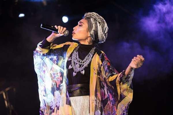 Yuna, singing, 2016, music, performance