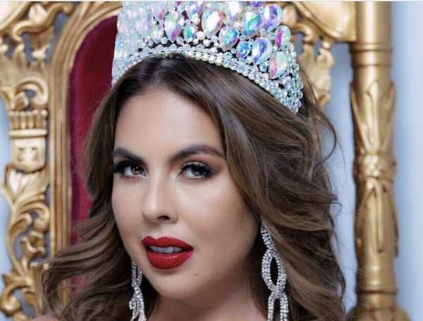 Miss Colombia 2018--Jennifer Fino Photo Courtesy of Unknown Source