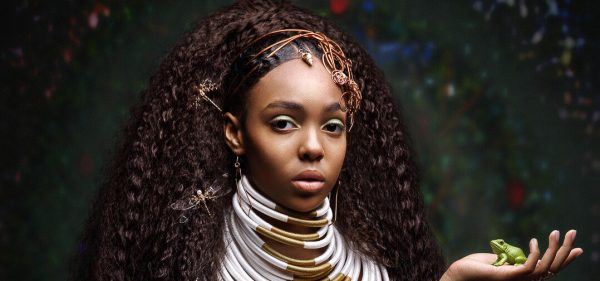 LaChanda Gaston's African American Princess vision – In Full Regalia