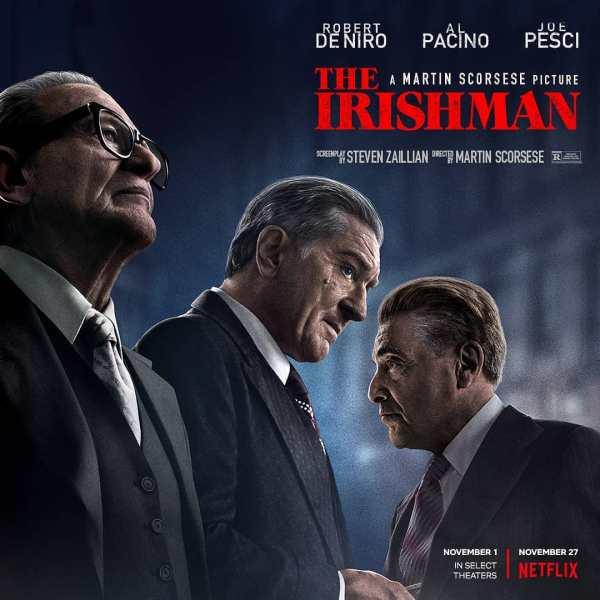 Netflix's 'The Irishman' (Image credit: Netflix)