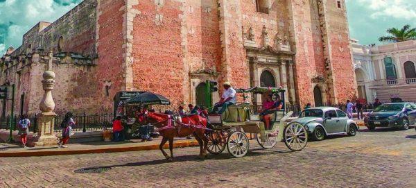 CULTURS NEXT EXCITING TRAVEL DESTINATION: MERIDA, YUCATAN.