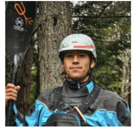 Professional Whitewater Kayaker--Immersion Research Brand Ambassador--Jaime Lancaster