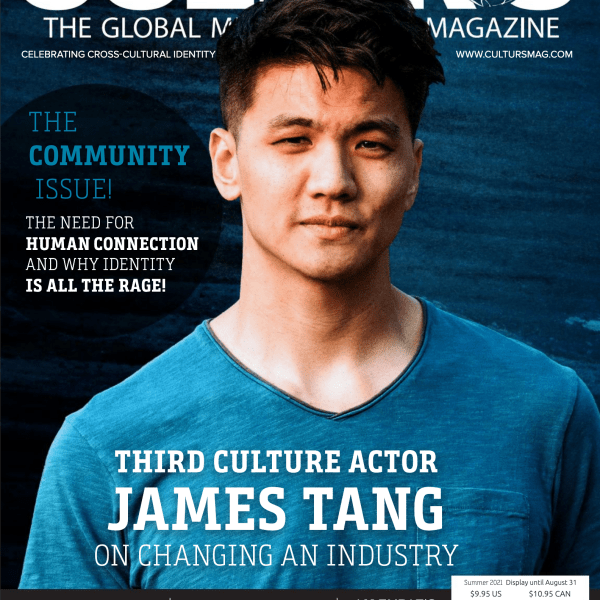Culturs Community issue with Third Culture Filmmaker James Tang