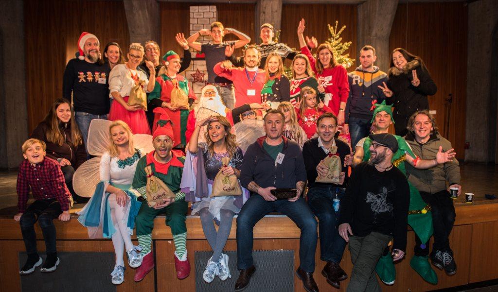 """Cultus BH u Minhenu organizovao predstavu za djecu """"Kako su vile začarale vilenjaka"""""""