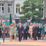 Maastricht viert met staatshoofden 200 jaar koninkrijk en staat stil bij MH17