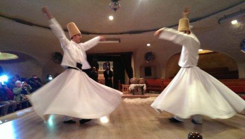 Dansende Derwisj